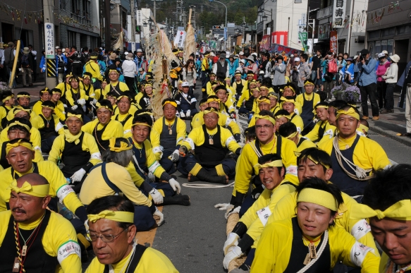 Satobiki, Harumiya, 2010