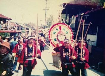 Kamisha's Satobiki, Nagamochi Parade, 2004