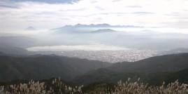 The Suwa Basin, Land of Onbashira