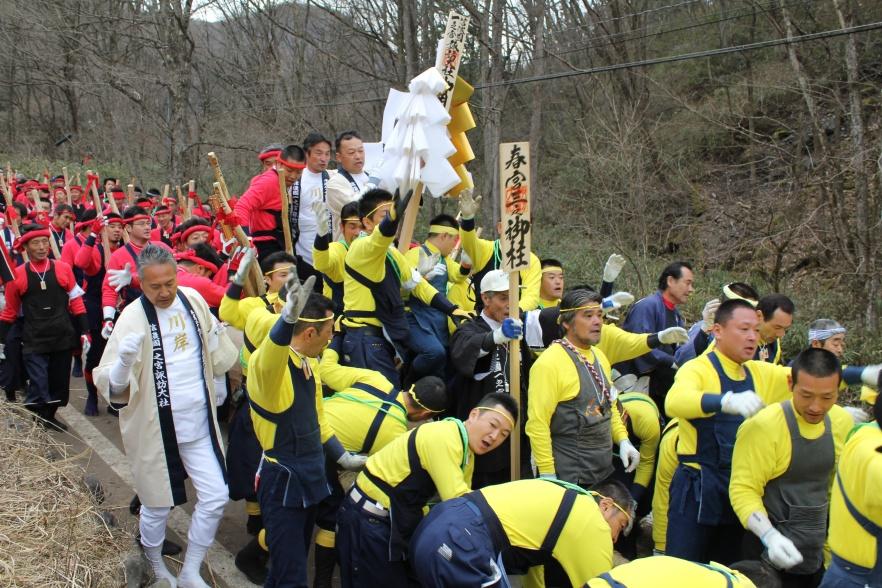 Shimosha Yamadashi, 2010 (Photo courtesy of Shimin-shinbun)