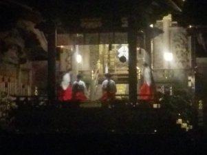 Miko, Evening Rituals, Honmiya